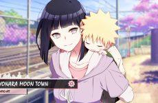 Sayonara Moon Town - Scenario Art (Boruto: Naruto Next Generation ED 2) Extended Version