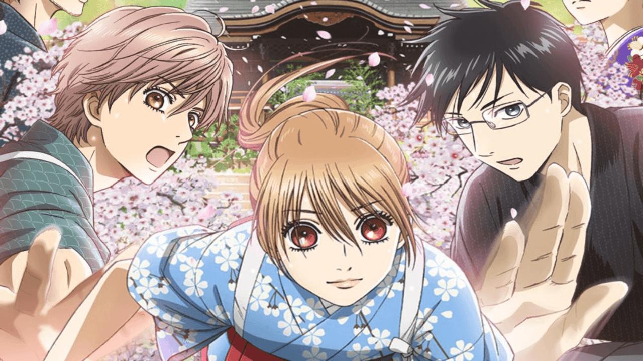 Anime Ost Download Opening Ending Chihayafuru 3 Completed Anime Bukatsu