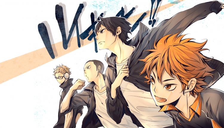 Anime Ost: Download Opening Ending Haikyuu!! Season 4