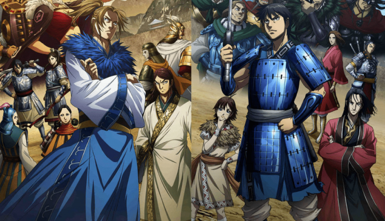 Anime Ost Download Opening Ending Kingdom Season 3